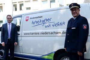 Arbeitgeberimage Landesverwaltung Niedersachsen
